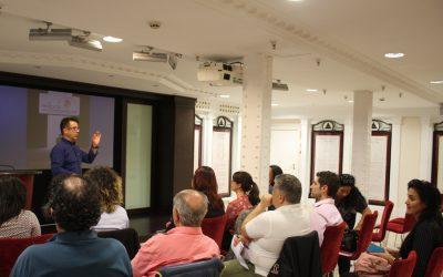 Madrid acoge con mucha ilusión La esencia de comunicar