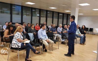 Gran éxito del taller Las 5 claves de un gran comunicador celebrado en Valencia