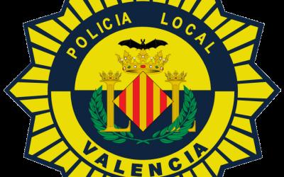 Taller en la central de policía
