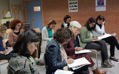 Los secretos de la comunicación en la educación a profesores del IES L`eliana